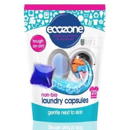 Detergent capsule 20 buc 500g Ecozone