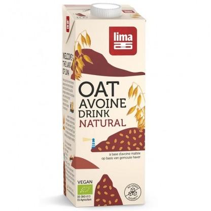 Bautura vegetala de Ovaz BIO 1 litru Lima Food
