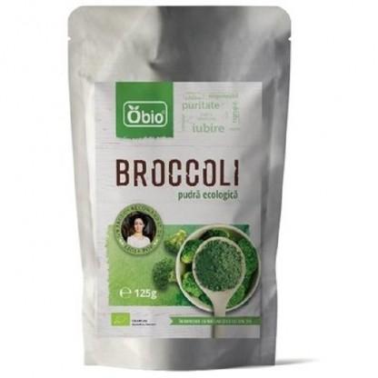 Broccoli pudra BIO 125g Obio