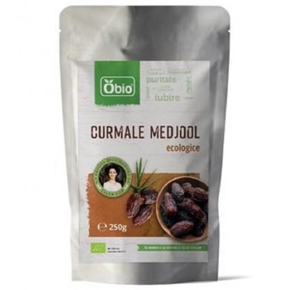 Curmale Medjool Raw BIO 250g Obio
