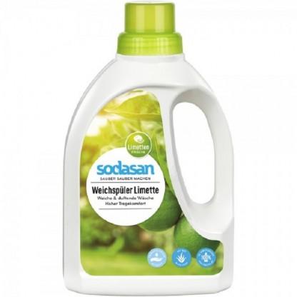 Balsam de rufe BIO cu Lime 750ml Sodasan