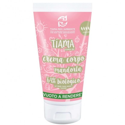 Crema de corp cu Migdale BIO 150ml Tiama