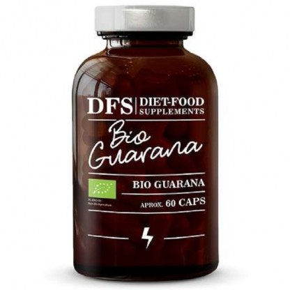 Bio Guarana 145 capsule x 500mg, 72.5g Diet Food