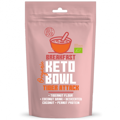 Bio keto bowl Tiger attack 200g Diet Food