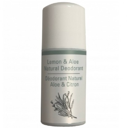Deodorant roll on 100% natural cu lamaie si aloe 50 ml Odylique