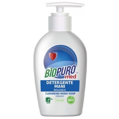 Sapun lichid igienizant pentru maini BIO 250ml Biopuro