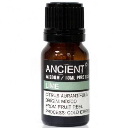Ulei esential de Lamaie verde (Citrus Aurantifolias) 10ml Ancient Wisdom