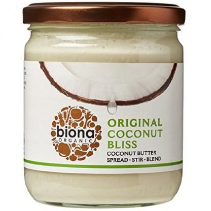 Unt de cocos Coconut Bliss BIO 400g Biona