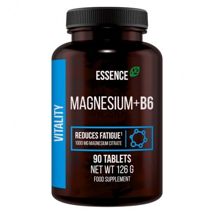 Magneziu + B6 90 tablete Essence