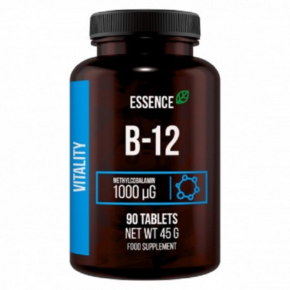 Vitamina B12 90 tablete Essence