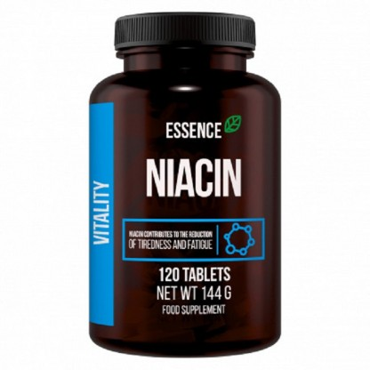 Vitamina B3 niacina 120 tablete Essence