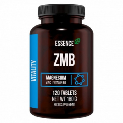 ZMB Zinc + Magneziu + B6 120 tablete Essence