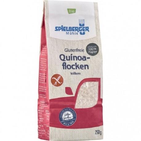 Fulgi de quinoa fara gluten BIO 250g Spielberger