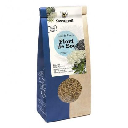 Ceai ecologic Flori de Soc 80g Sonnentor