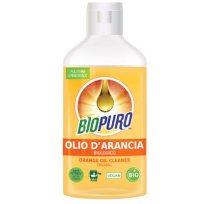 Detergent hipoalergen concentrat universal cu portocale BIO BioPuro