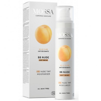 SKIN PERFECTOR BB cream hidratant soft beige 50ml Mossa Organic