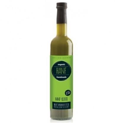 Elixir de canepa concentrat din flori, frunze si seminte de canepa BIO 500ml Retter