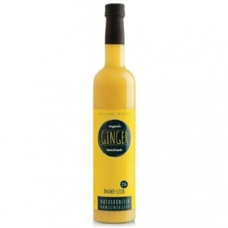 Elixir de ghimbir concentrat din radacina proaspata de ghimbir 500ml Retter