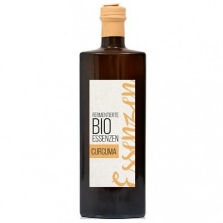 Esenta de turmeric (curcuma) fermentata BIO 500ml Retter