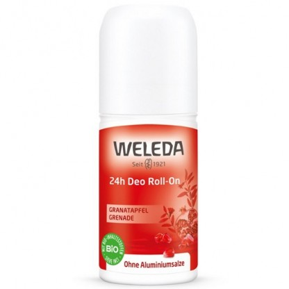 Deodorant Roll-On cu Rodie 50ml Weleda