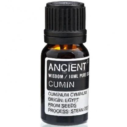 Ulei esential de Chimion (Cuminum Cyminum) 10ml Ancient Wisdom