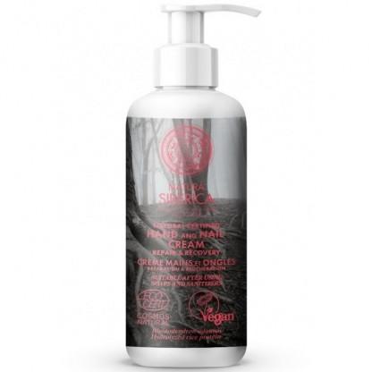 Crema regeneranta maini si unghii cu rhododendron 250ml Natura Siberica