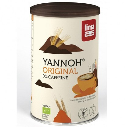 Cafea din cereale Yannoh Instant BIO 50g Lima