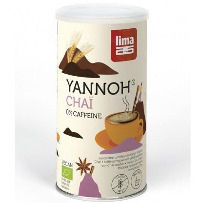 Cafea din cereale Yannoh Instant Chai BIO 175g Lima Food