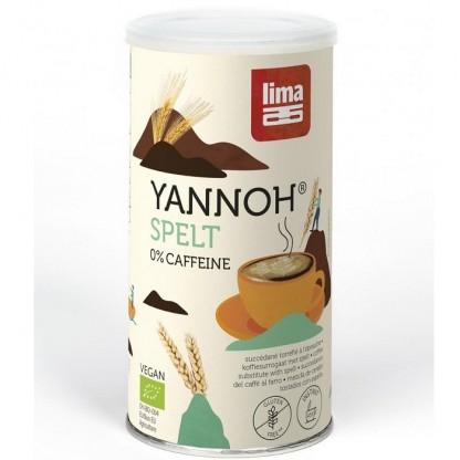 Cafea din cereale Yannoh Instant cu spelta BIO 90g Lima Food