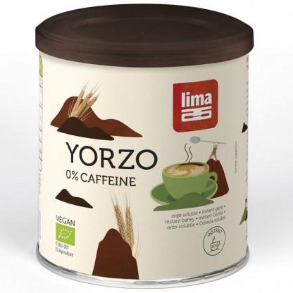 Bautura din orz Yorzo Instant BIO 125g Lima
