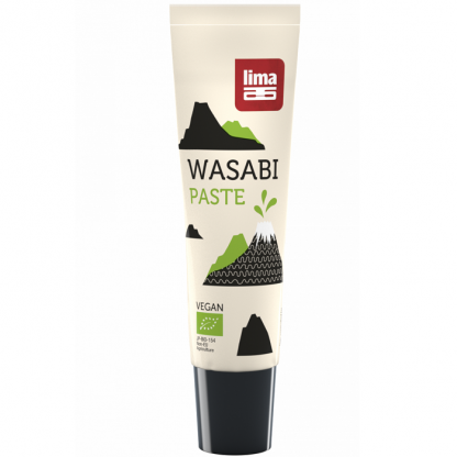 Pasta de wasabi originala japoneza BIO 30g Lima