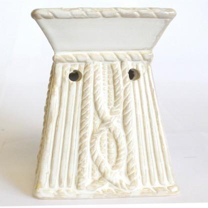 Lampa pentru uleiuri esentiale Venetian Square Rope Ancient Wisdom