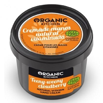 Crema de maini cu vitamine Teeny-weeny Cloudberry 100g Organic Kitchen