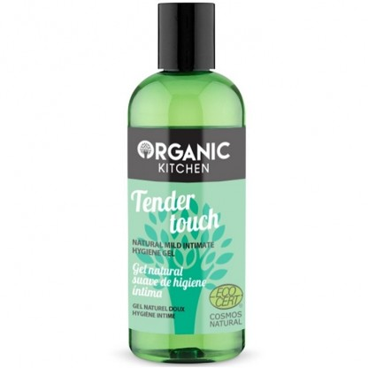 Gel bio cu musetel pt igiena intima Tender Touch 260ml Organic Kitchen