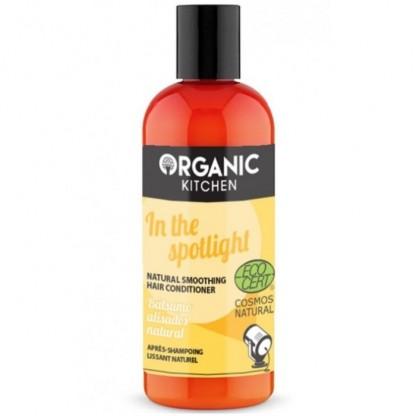 Balsam pentru par neted si lucios In The Spotlight 260ml Organic Kitchen