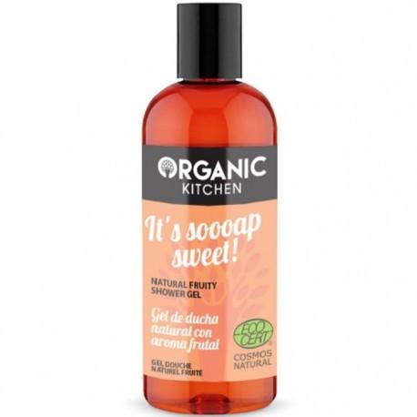 Gel de dus cu aroma de fructe It's Soooap Sweet 260ml Organic Kitchen