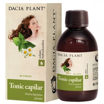Tonic capilar natural (regenerant si antimatreata) 200ml Dacia Plant