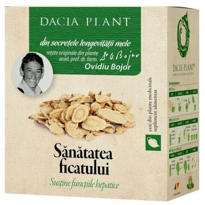 Ceai sanatatea ficatului 50g Dacia Plant