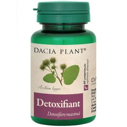 Detoxifiant 60 comprimate Dacia Plant