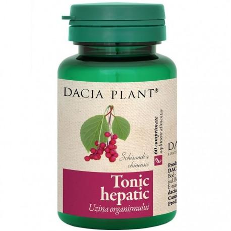 Tonic hepatic 60 comprimate Dacia Plant