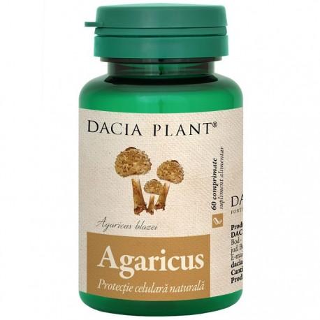 Agaricus (ciuperca lui Dumnezeu) 60 comprimate Dacia Plant