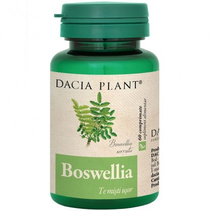 Boswellia (tamaie) 60 comprimate Dacia Plant