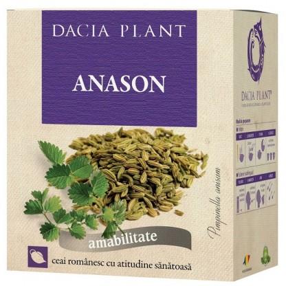 Ceai de anason (seminte) 50g Dacia Plant