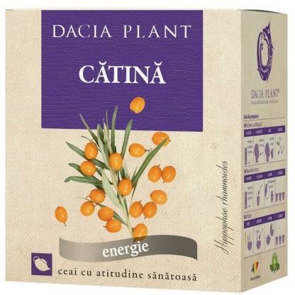 Ceai de catina (fructe) 50g Dacia Plant
