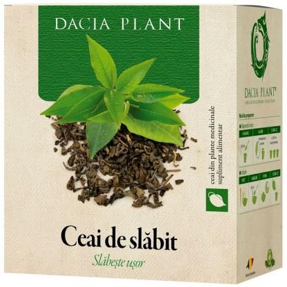 Ceai de slabit 50g Dacia Plant