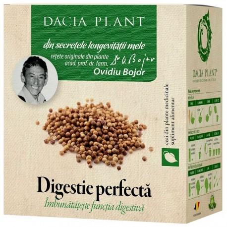 Ceai pt digestie perfecta 50g Dacia Plant