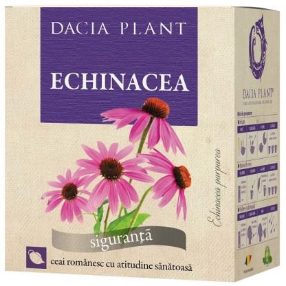 Ceai de echinaceea 50g Dacia Plant