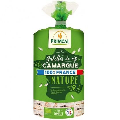 Rondele de orez de Camargue sarate BIO 130g Primeal