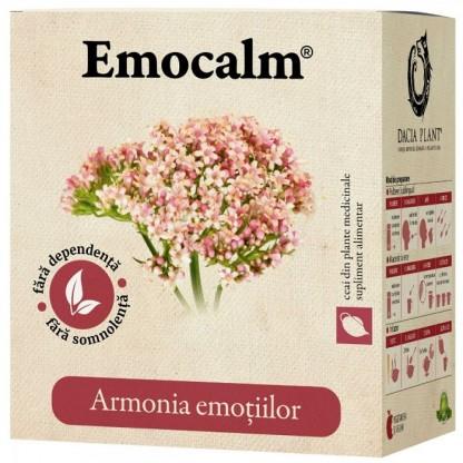 Ceai emocalm (armonia emotiilor) 50g Dacia Plant