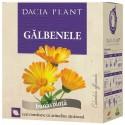 Ceai de galbenele 50g Dacia Plant